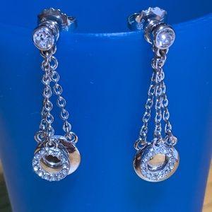 Lia Sophia earrings ( Retired)